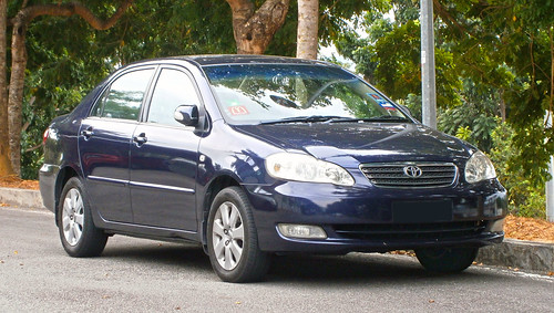 2005 Toyota Corolla Altis 1.6E | by Aero7MY