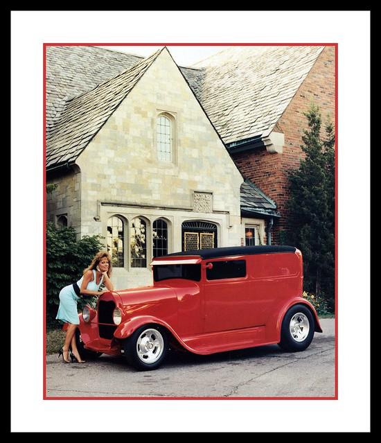 '29 Ford Show Car, 1988