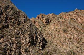 Hiking near the Rio Colorado, Cafayate, Argentina | by blueskylimit