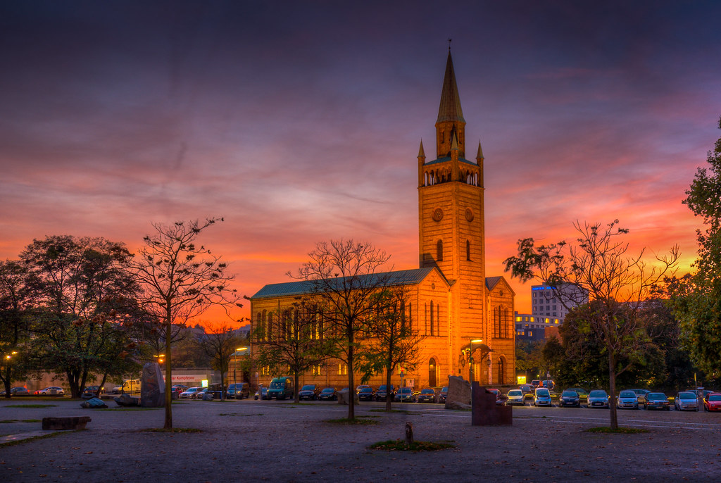 Sankt Matthäus Kirche 2