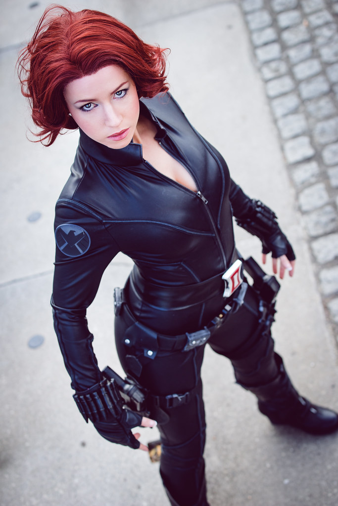 Black Widow Natalia Romanova Natasha Romanoff Marvel