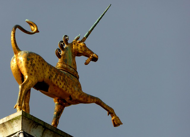 Unicorn, College Green
