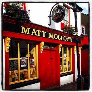 Matt Molloy's, Bridge St, Westport