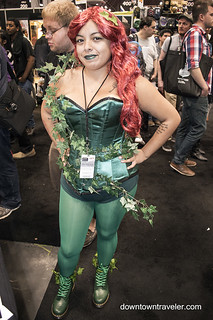 NY Comic Con 2014 Poison Ivy 6 | by Downtown Traveler