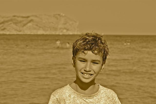 Lucas, les dents qui portent bonheur.