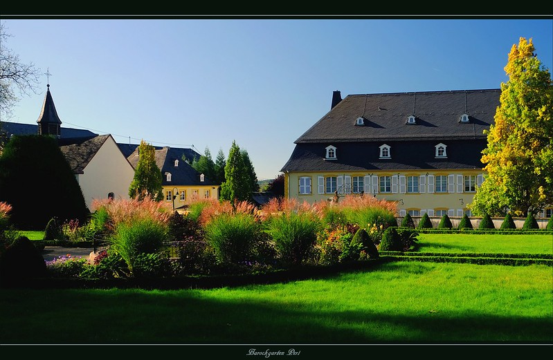 Barockgarten in Perl/Nennig