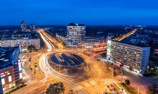 Grunwaldzki Square | by Maciek Lulko