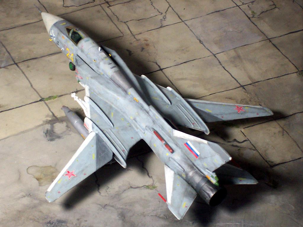 1:72 Sukhoi Su-18 (NATO 'Fitter N'), aircraft