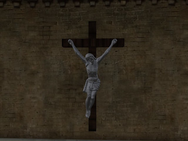 In His Name - Church of Divine Mercy - Crucifixion
