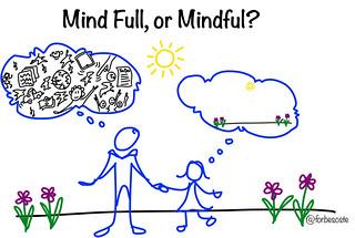 Mind Full v. Mindful   by ForbesOste