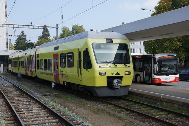2014-10-04, BLS/ASm/CFF, Langenthal
