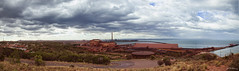 Australia Whyalla Town and Steel Processing Factory