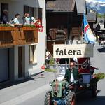 125 Jahre Societad da Musica Falera mit Neuuniformierun