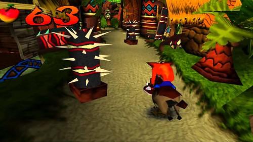 Retro Review - Crash Bandicoot | by BagoGames
