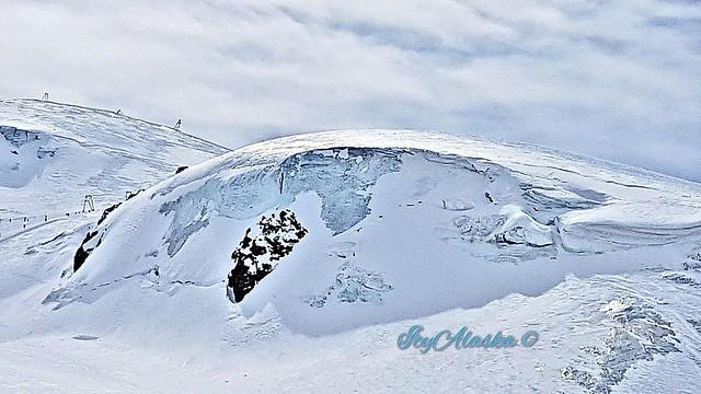 Ice , Plateau Rosa'