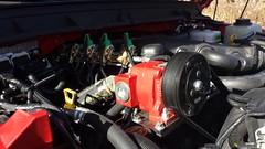 F550 V10 6.8L LPG