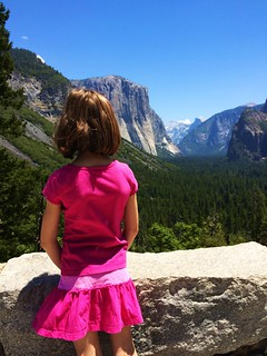 Looking Over Yosemite Valley | by Robby Edwards