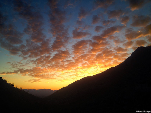 sky clouds sunset evening canyon mountains pimacanyon catalinamountains tucson arizona canonrebelt4i desert unitedstates america usa