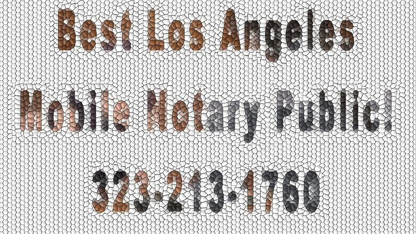 superior Silver Lake Mobile Notary Public 323-213-1760 | Flickr