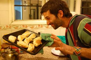 Making Empanadas in Mendoza, Argentina | by blueskylimit