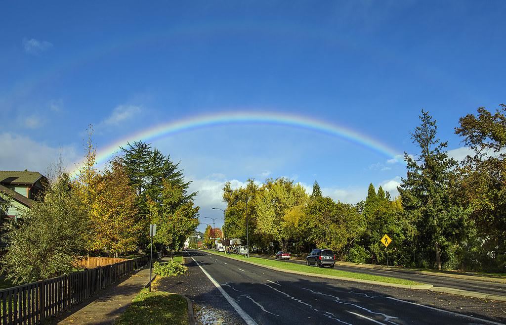 Ashland rainbow