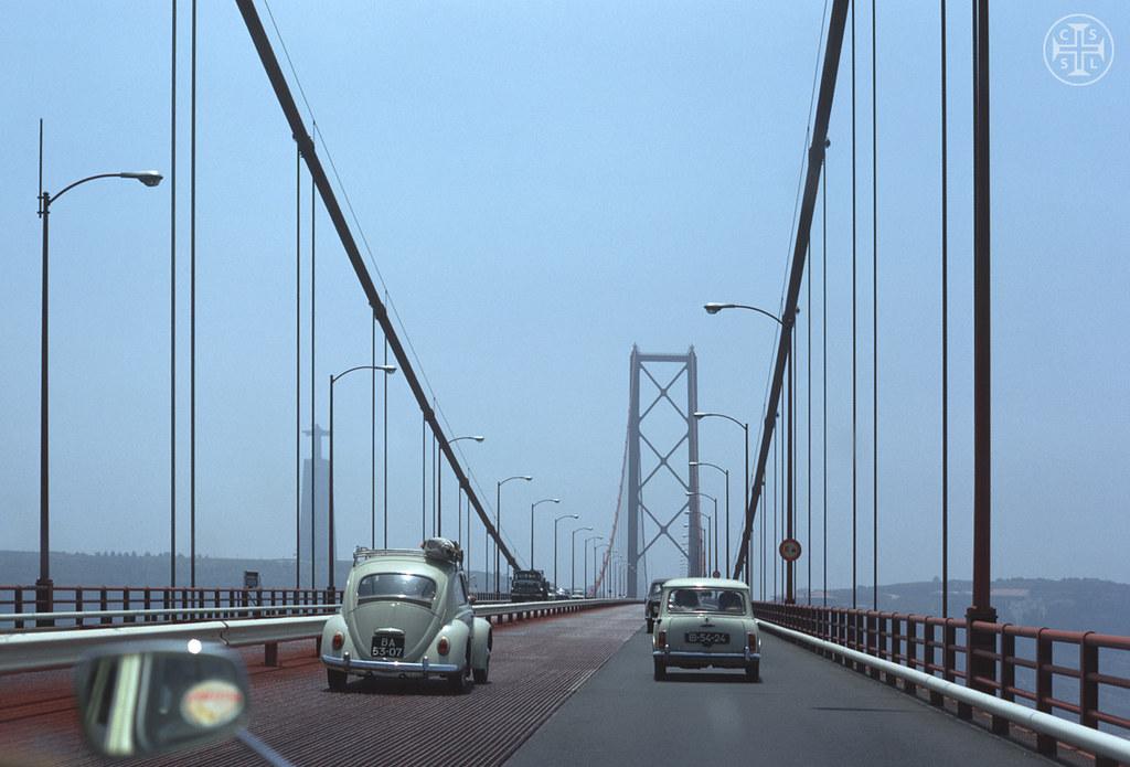 Ponte Salazar, Lisboa, s.d.
