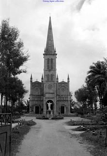 Lái Thiêu 1970 - Búng Church - Photo by Keith McGraw