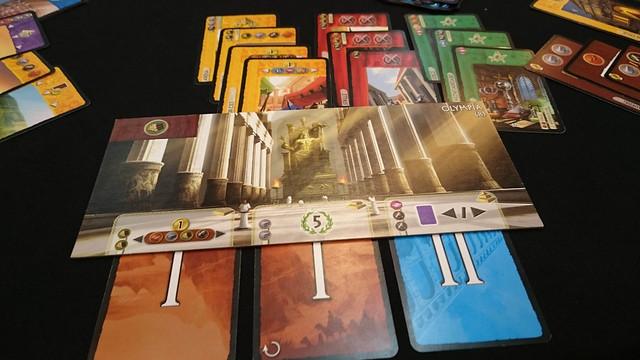 top 10 family board games 7 Wonders Babel