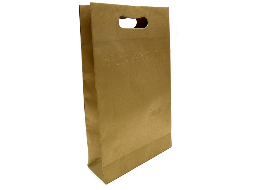 b35de055b Bolsa publicitaria papel   Bolsas de papel kraft manilla tip…   Flickr