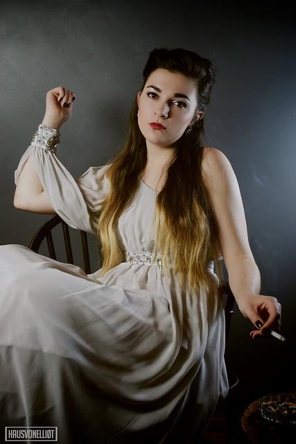 Sophisticated Lady - Olivia Rivers - HausVonElliøt ©