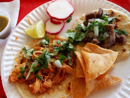 Tacos de Pollo y Lengua | by ~db~