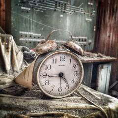 Alarm clock #Гагра #Абхазия #часы #вокзал