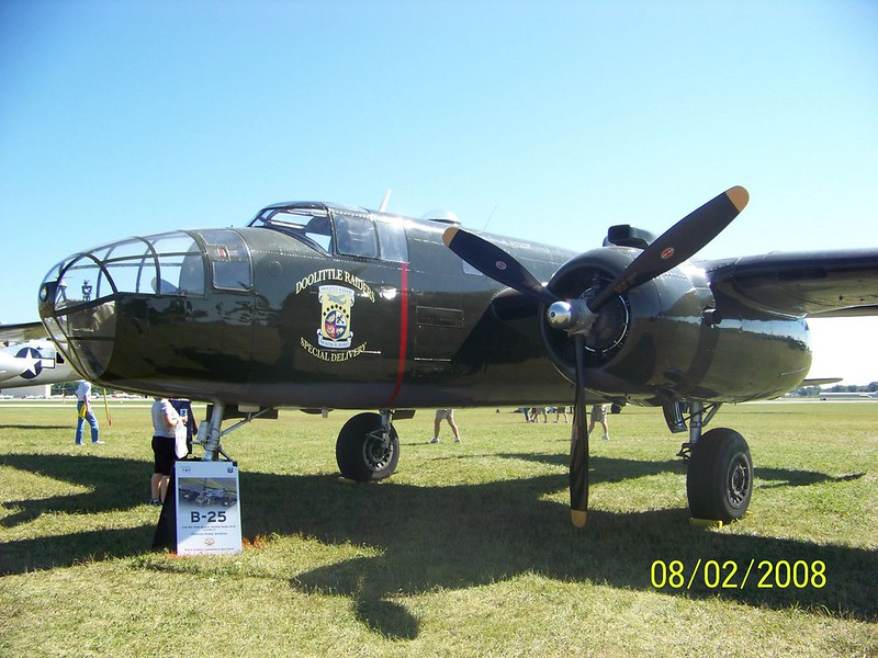 North American B-25 Mitchell 2
