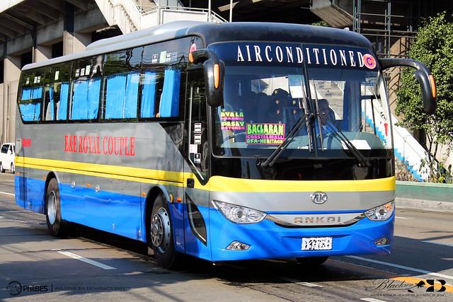 E&E Royal Couple Bus, Inc. - BB6309