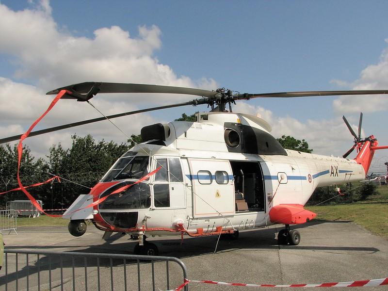 Aerospatiale SA330B 2