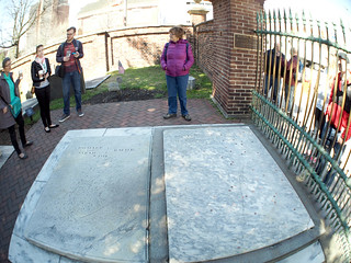 Christ Church Burial Ground -Joe 2   by KathyCat102
