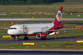 D-ABFK Fan Force One @DUS | by Behr_pictures