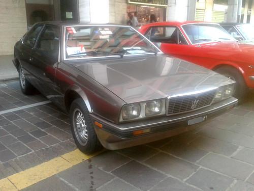 Maserati Biturbo (1983)   NON (SONO) SOLO CATORCI   Flickr