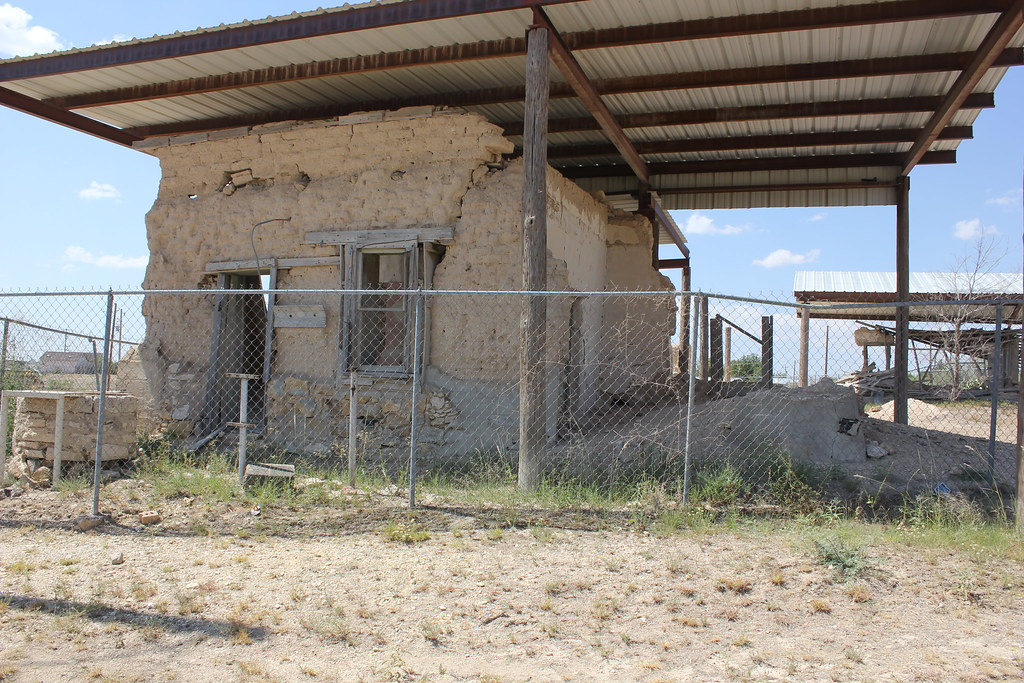 Oldest House 2, Fort Stockton, Texas | Nicolas Henderson