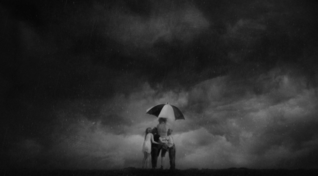 It S A Big Enough Umbrella But It S Always Me That Ends U Flickr