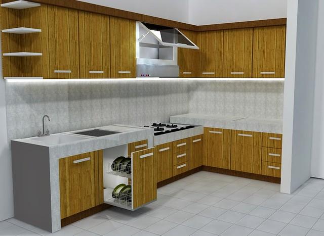Kitchen Set Minimalis Kumpulan Gambar Desain Terbaru Desai Flickr