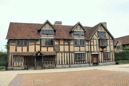 The Birthplace of William Shakespear in 1564