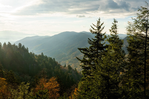 morning autumn mountain sunrise greatsmokymountains gsmnp sonyilce7r sel2470z