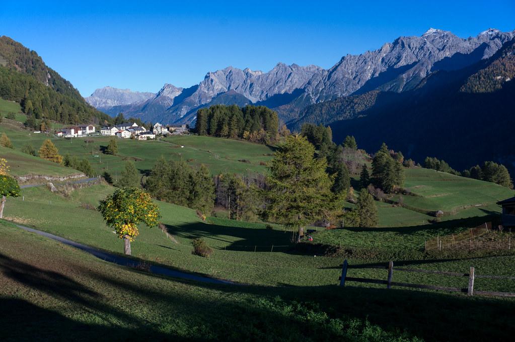 Sesvenna Alps