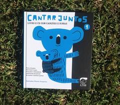Livro com CD Cantar Juntos 1