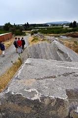 Roman quarry at Karagöl (Teos), Turkey (9)