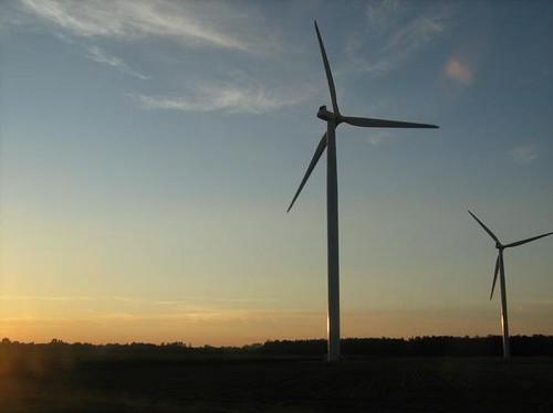 ontario canada windturbine windfarm