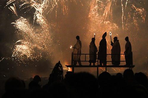 Lewes Bonfire Night 2014