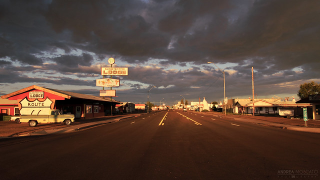 Route 66, Globetrotter Lodge - Holbrook, Arizona