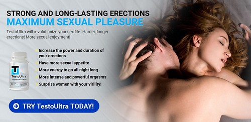 TestoUltra Pills: Get New Formula For Enhance Your Perfumes